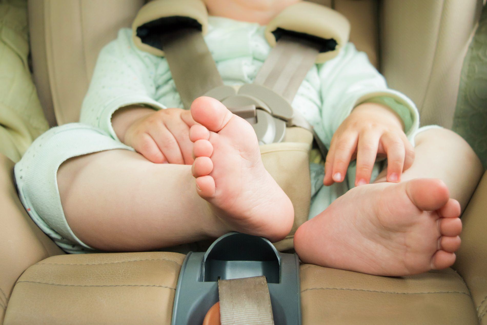 How Safe Is Your Car Seat?